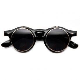 Flip-up glasses