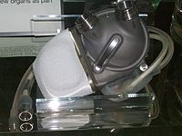 """1st Human Artificial Heart Implant~""""The first artificial heart to be successfully implanted in a human, was the Jarvik-7, designed by Paul Winchell and also attributed to Robert Jarvik and implemented in 1982."""""""