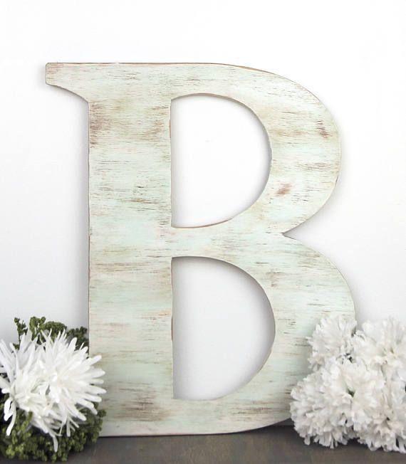 Parete di legno lettere lettere di legno per la scuola