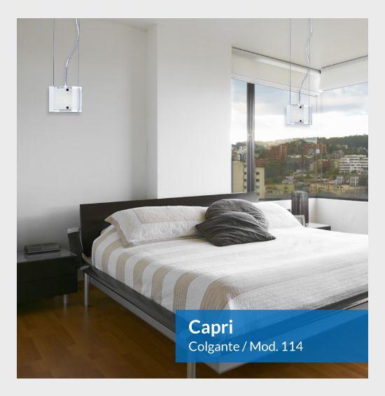 Colgante Capri Mod-114