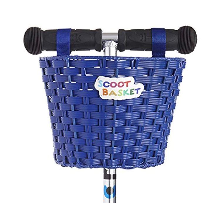 Der Spielzeugtester hat das Scoot Basket Kinderroller: Blau angeschaut und empfi… – Spielzeugtester