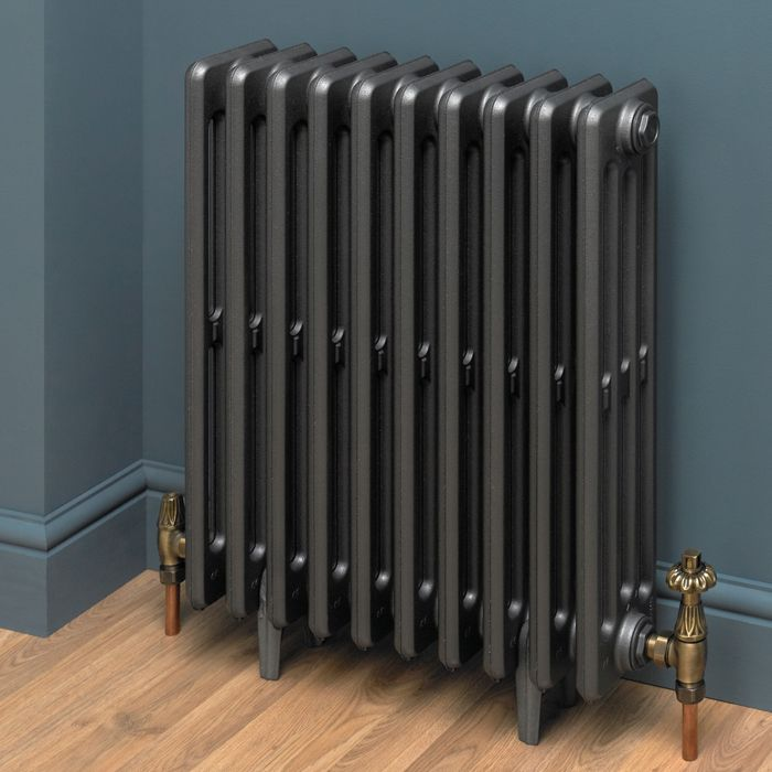 old fashioned radiators grey - Google Search