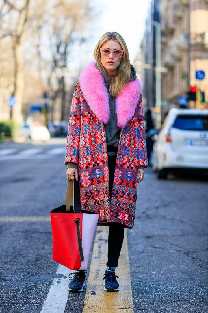 Street Style Milán Fashion Week 2017 | Galería de fotos 14 de 91 | StyleLovely