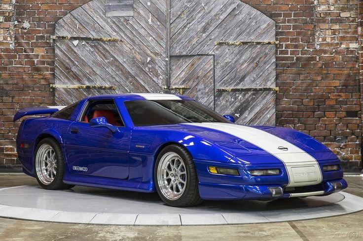 1996 Corvette Grand Sport with Greenwood Aero Kit