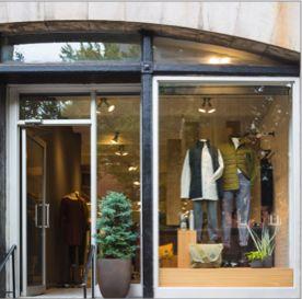 Nau Open NYC Holiday Pop-Up Shop - Inside Outdoor Magazine