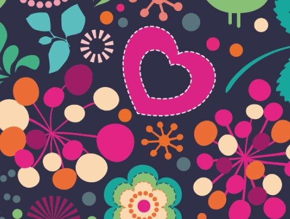 Love & Flowers - Nokia C3