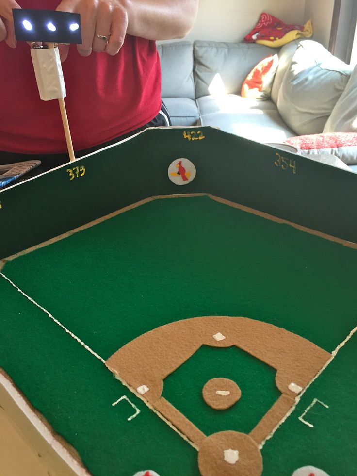 Make Your Own Diorama: 157 Best Images About Customized Strat-O Stadiums On