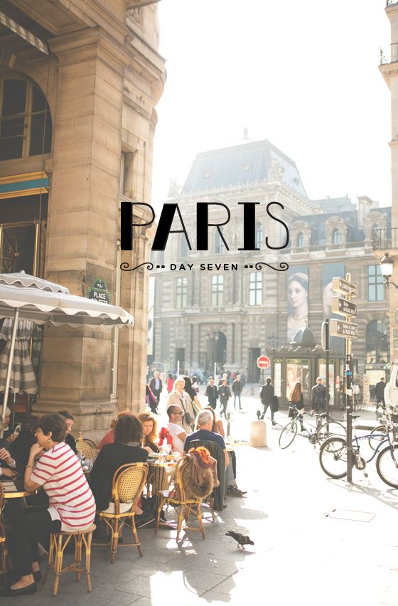 Paris >>> Are your bags packed? let's go!