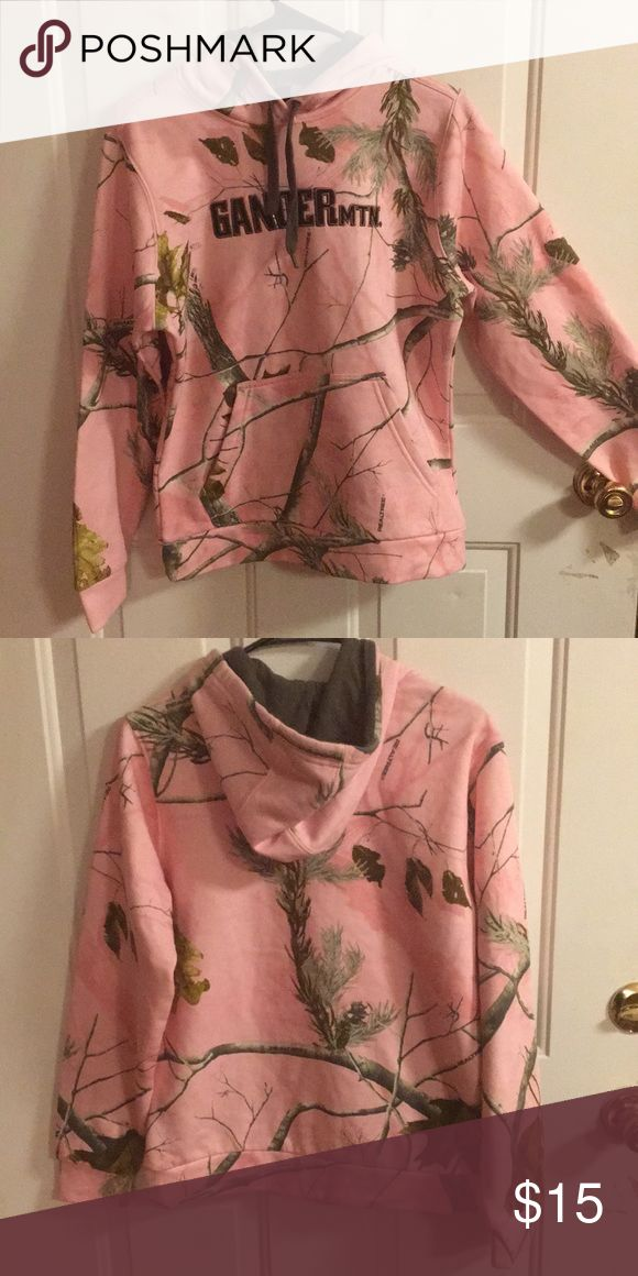 Gander Mountain Pink Camo Hoodie Brand new with out tags pink camouflage hoodie by Gander Mountain. Gander Mountain Tops Sweatshirts & Hoodies