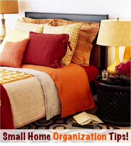 37 Creative Storage Solutions and Space Saving Tips for Small Homes! via TheFrugalGirls.com #storage #organization
