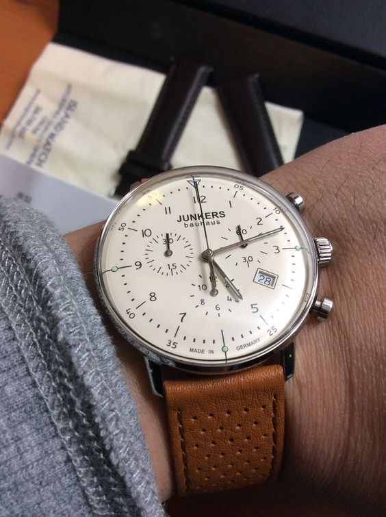 25 Best Chronograph Ideas On Pinterest Mens Watches