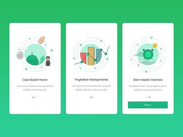 Experiência onboarding para usuários de aplicativos mobile -