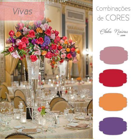 Quer transmitir alegria através da sua decoração? Se sim, aposte em combinações de cores vivas e vibrantes: amarelos, vermelhos, rosas em grande destaque.