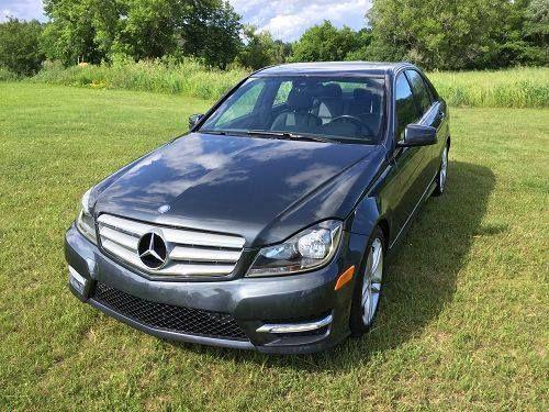 2014 Mercedes Benz C300 -  Lyndonville, VT #3213734985 Oncedriven