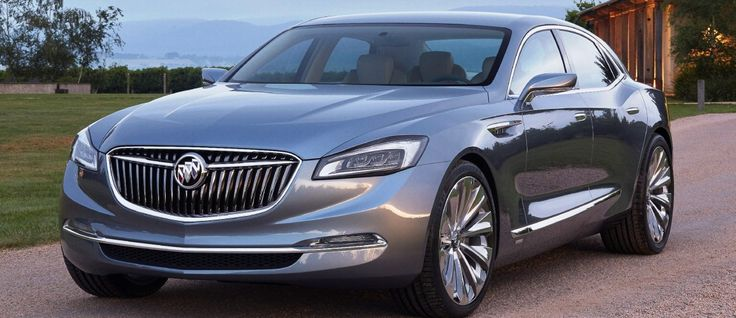 new designs for aircraft as of 2015 | 2015 Buick Avenir Concept Shows Design of Future RWD Flagship Limo