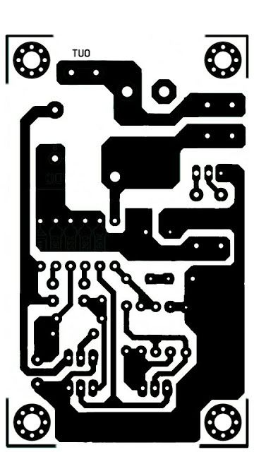 PCB Layout Speaker Protector | Electronics circuit ...