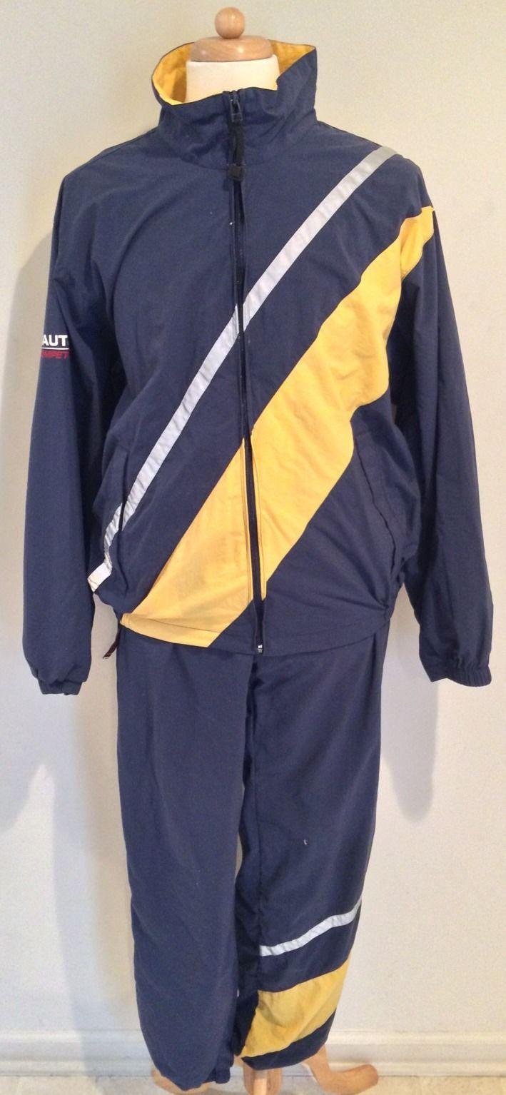 Sailing clothing sailing trousers amp shoes for men sailing clothes - Vtg Nautica Competition Sweatsuit Colorblock Windbreaker Sailing Jacket Pants L Ebay