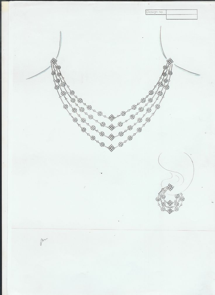96 Best Jewelry Sketch Images On Pinterest | Jewellery Sketches Jewelry Drawing And Jewelry Sketch