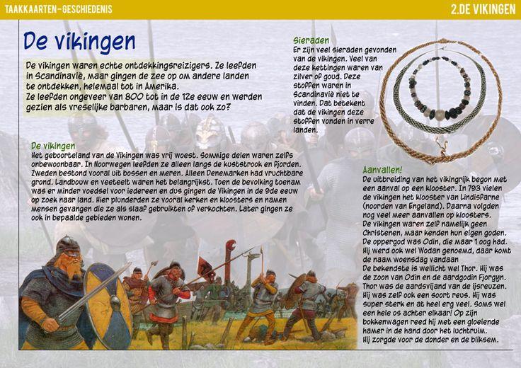 Vikingen leskaart