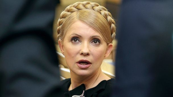 Why Ukraine's Former Prime Minister (and Her Hair) Are So Important