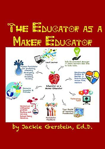 Amazon The Educator As A Maker EBook Jackie Gerstein Kindle