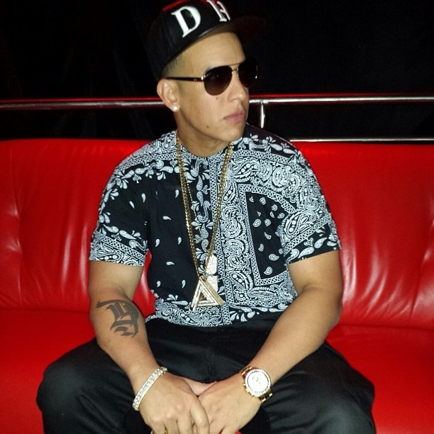 Daddy yankee muscles