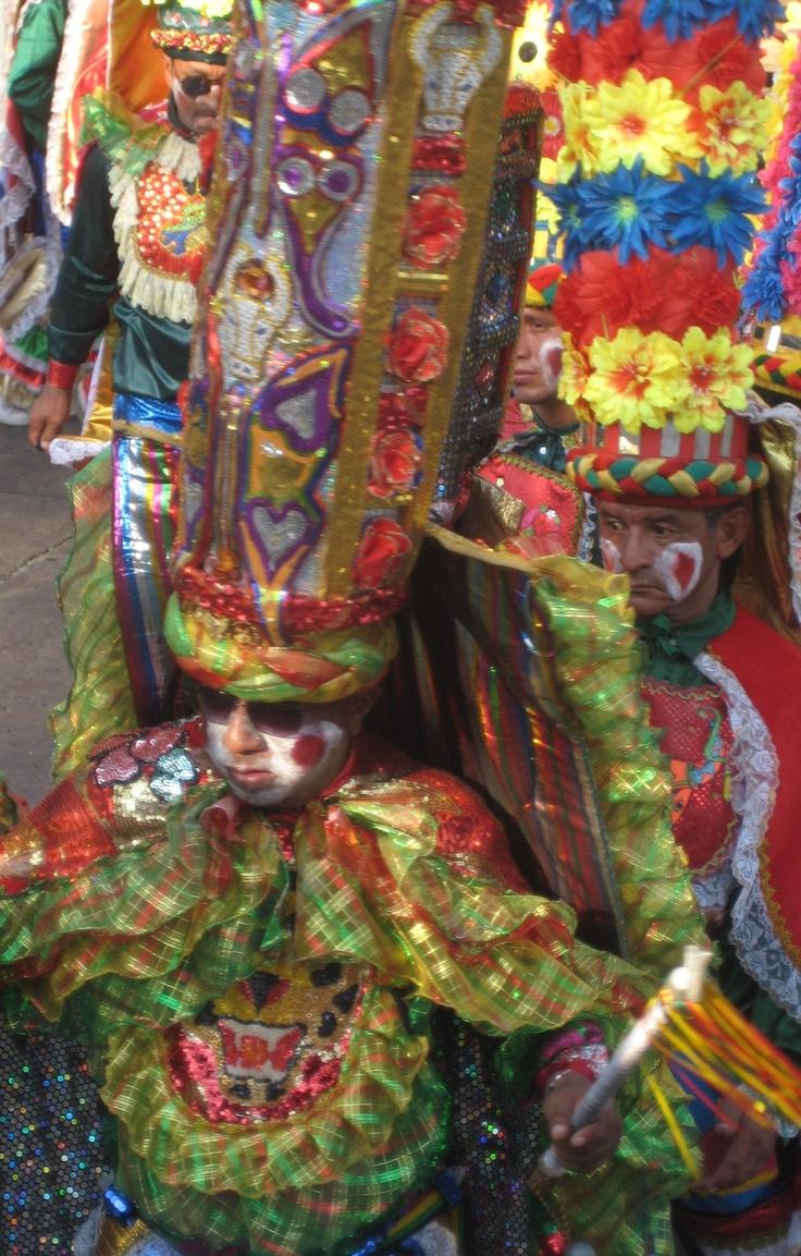 Carnaval de Barranquilla. Colombia mia.