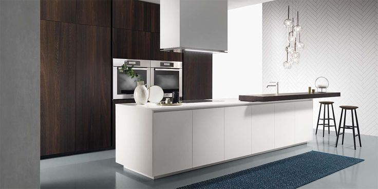 Italian Modern Design Kitchens - One by Ernestomeda