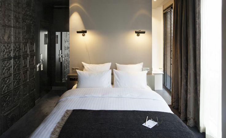 Hotel Eugene en Ville in Paris by Monica Kappel