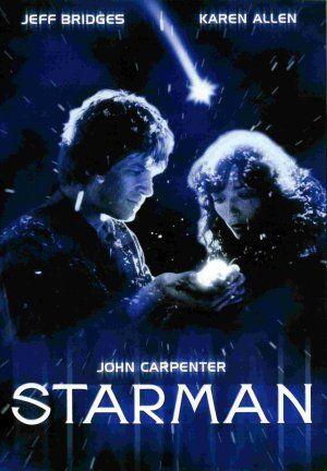 Starman de John Carpenter (1984) avec Karen Allen <3 et Jeff Bridges. J'en garde un très beau souvenir.