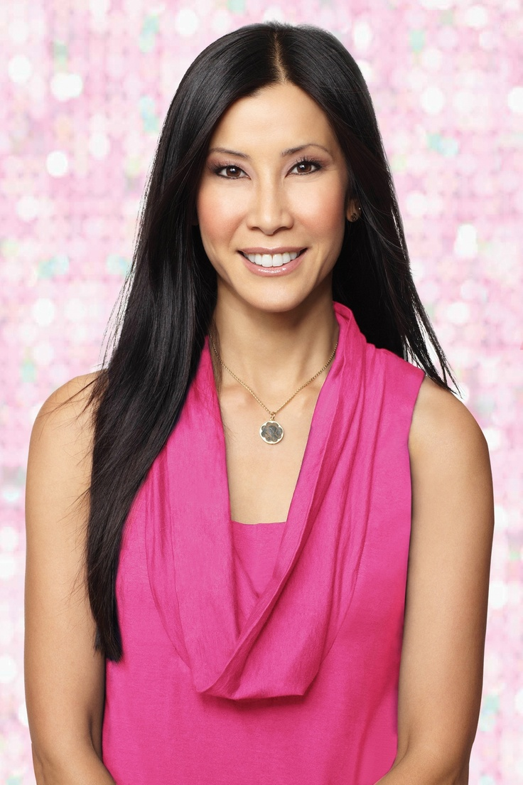 Lisa Ling---She is awesome:)