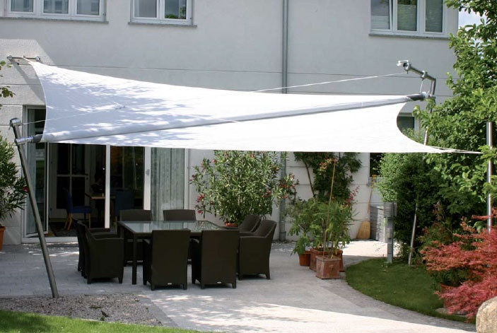 17 best images about die welt der sonnensegel on pinterest sun patio and waterproof shade sails. Black Bedroom Furniture Sets. Home Design Ideas
