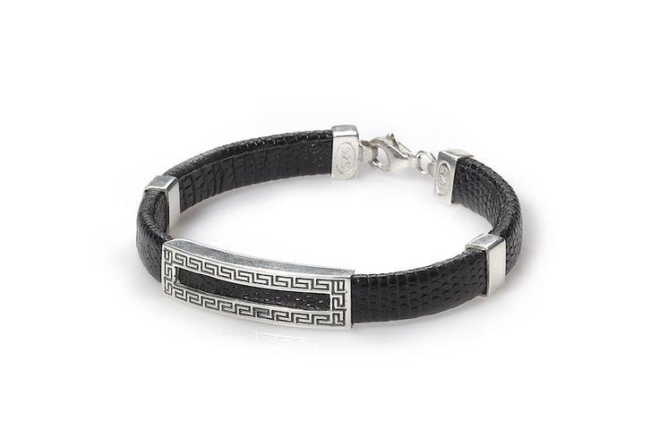 The new SILVER LEATHER bracelet from our autumn collection Nowa, skórzana bransoletka ZE SREBRNYMI DODATKAMI z jesiennej kolekcji Beltguys Accessories www.beltguys.eu #belts #bracelets #belt #bracelet #fashion #autumn #collection #men #women