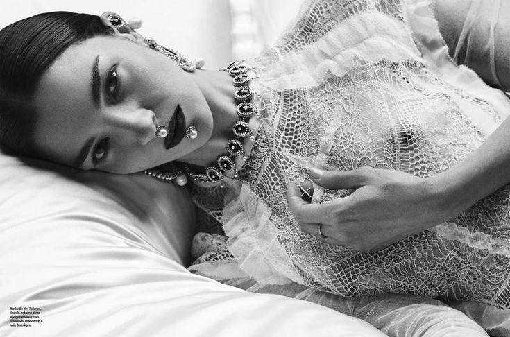 Black or White (Vogue Brasil)