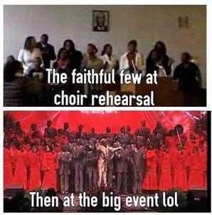 13 best Church Choir Clip Art images on Pinterest | Black ...