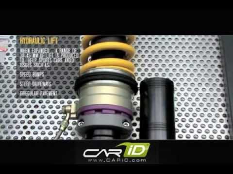 KW Suspensions - A Look At HLS and DDC - YouTube