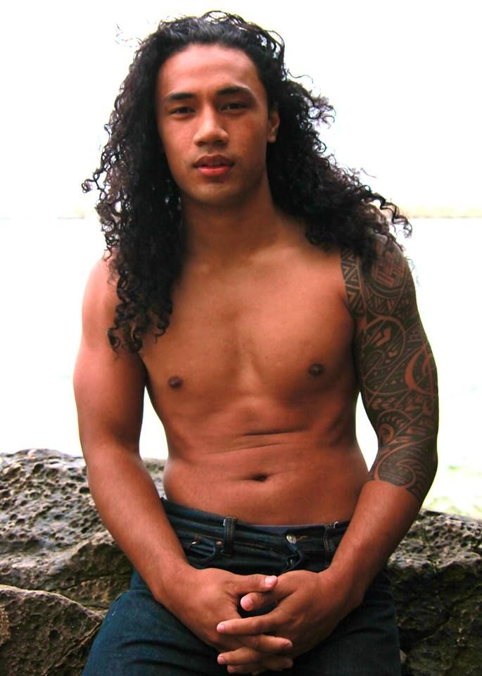 Best 25+ Samoan men ideas on Pinterest Polynesian men - Cute Hairstyles For Curly Hair