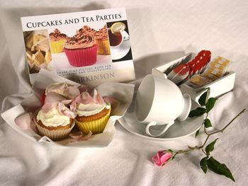 Give a Picture Book - CUPCAKES AND TEA PARTIES - Support the lasting gift of a movie or book by adding these sensory gifts to support engagement and reminiscence for a person in care. Judi Parkinson Activities  http://sharetimepictures.com.au/GIFTS.php