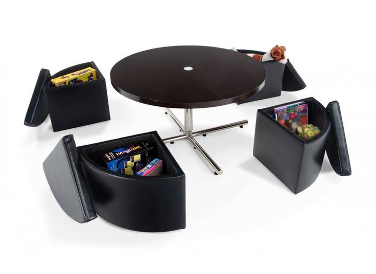 Houdini ii coffee table set furniture bobs and end tables for Coffee tables bobs furniture