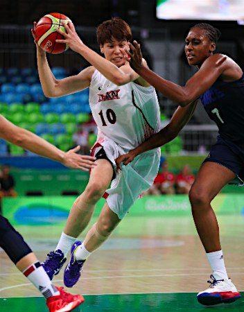 日本、4位で準々決勝へ :フォトニュース - リオ五輪・パラリンピック 2016:時事ドットコム
