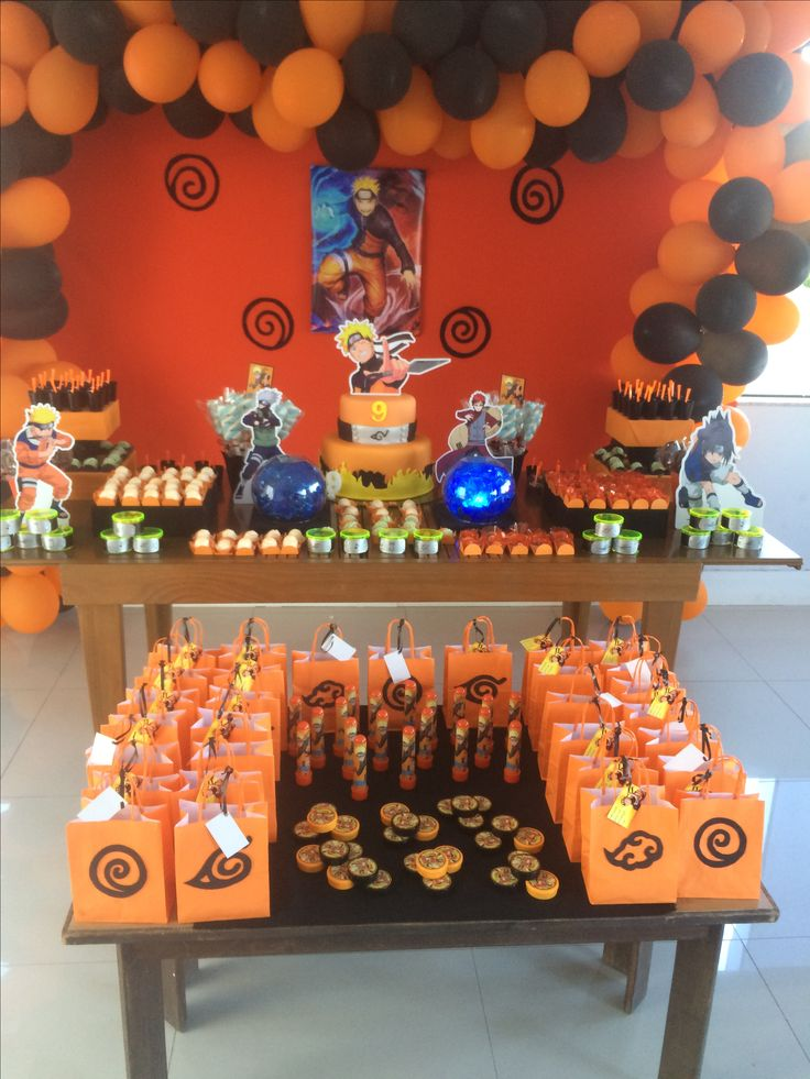 Naruto Theme-Have to do this for Sidney's next birthday!!