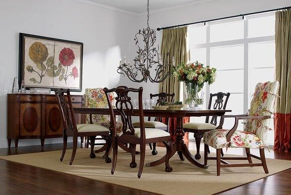 ethan allen dining room decorate everything pinterest