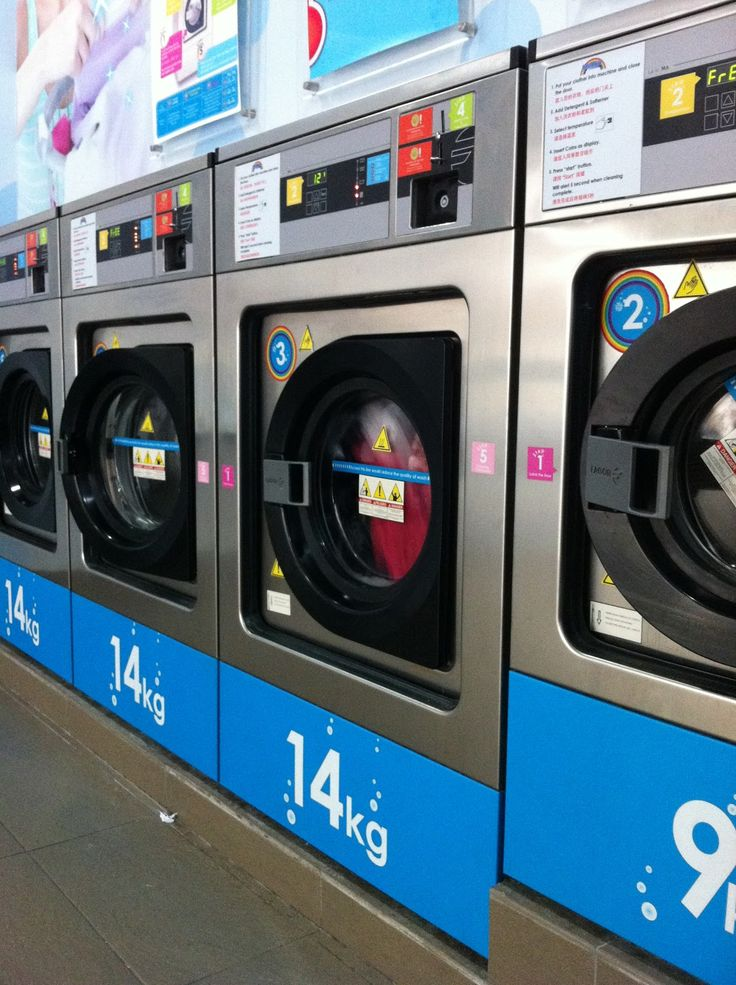 how to open a laundromat