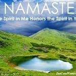 Namaste - Oprah & Deepak Meditation Challenge Day 14