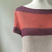 Ravelry: Pimentón pattern by Claudia Eisenkolb
