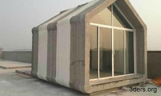 "How a Chinese Company 3D-Printed Ten Houses In a Single Day: It depends on your definition of 3D printing. Using massive 3D printers; in Shanghai, it's 490 feet long, 33 feet wide, and 20 feet deep. Rather than expensive plastic, though, the Chinese company WinSun Decoration Design Engineering Co is printing with a concrete aggregate ""made in part from recycled construction waste, industrial waste, and tailings,"" according to the Architect's Newspaper. Each of these homes costs less than…"