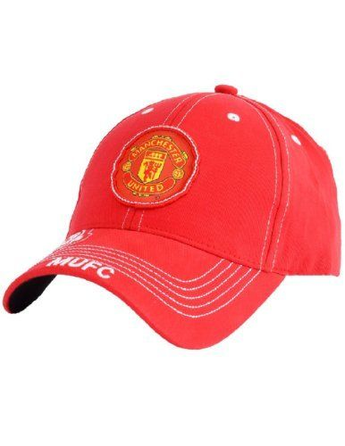 Man Utd Cap by Manchester United. $12.98. Follow Man Utd all the way with this official Manchester United baseball cap which is available for immediate delivery. Code: CAP116 RED - 100% Cotton