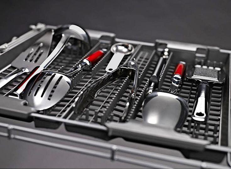 Image result for kitchenaid dishwasher 3rd rack