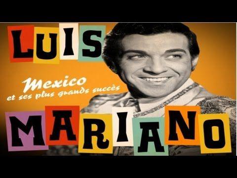"""Luis Mariano - Mexico (Opérette """"Le Chanteur de Mexico"""") - Paroles - Lyrics - YouTube"""