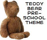 Teddy Bear Theme and Activities for Preschool